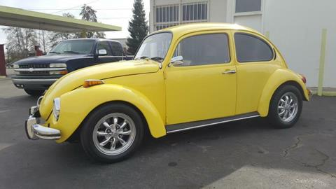 1971 Volkswagen Super Beetle for sale in Bakersfield, CA