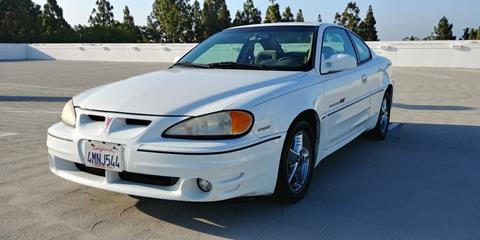 2000 Pontiac Grand Am for sale in Costa Mesa, CA