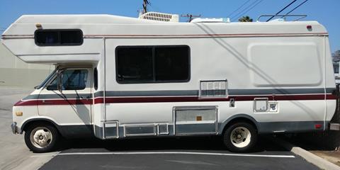 1978 Dodge Ram Van for sale in Costa Mesa, CA