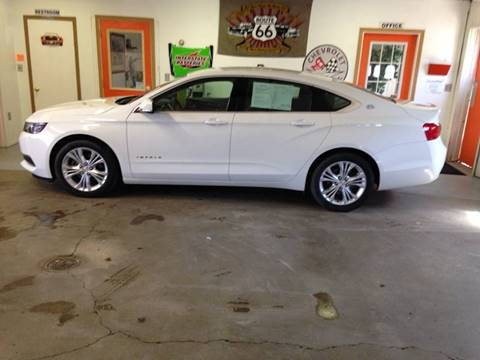 2014 Chevrolet Impala for sale in Minot, ND