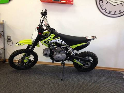2017 Thumpstar TSX 125 CC LE for sale in Minot ND