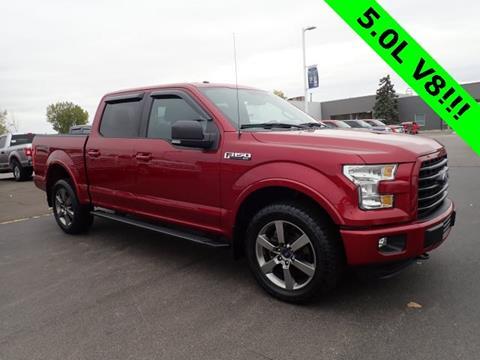 2015 Ford F-150 for sale in Saginaw, MI