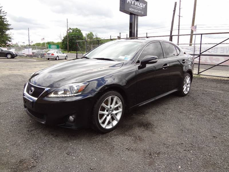 2011 Lexus IS 350 for sale at Hyway Auto Sales in Lumberton NJ