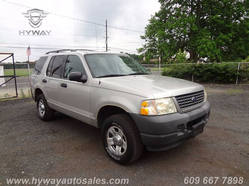 2003 Ford Explorer for sale at Hyway Auto Sales in Lumberton NJ