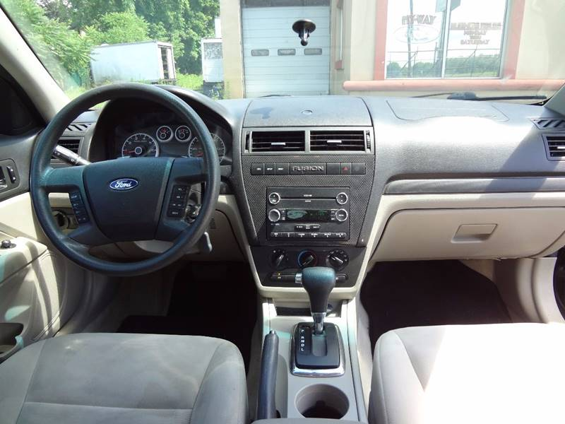 2008 Ford Fusion for sale at Hyway Auto Sales in Lumberton NJ