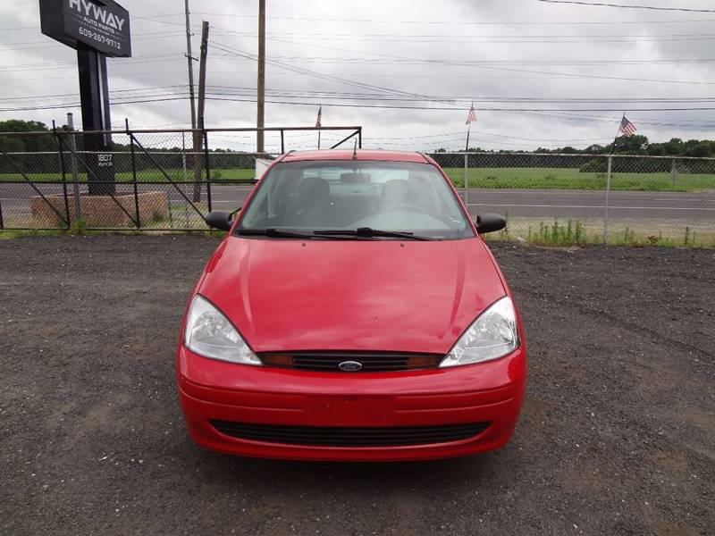 2000 Ford Focus for sale at Hyway Auto Sales in Lumberton NJ