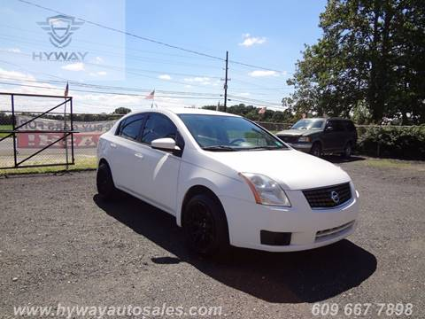 2007 Nissan Sentra for sale at Hyway Auto Sales in Lumberton NJ