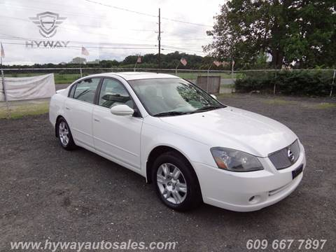 2006 Nissan Altima for sale at Hyway Auto Sales in Lumberton NJ