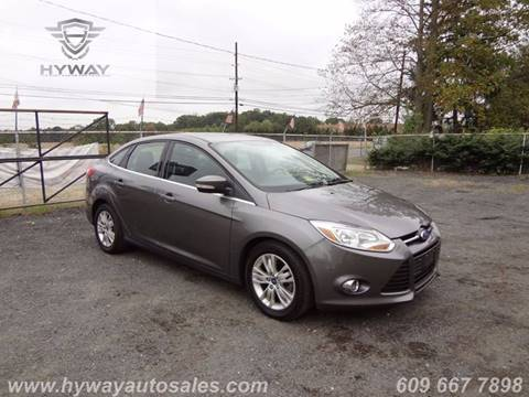 2012 Ford Focus for sale at Hyway Auto Sales in Lumberton NJ