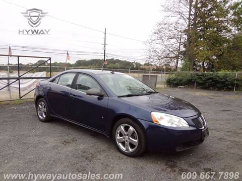 2009 Pontiac G6 for sale at Hyway Auto Sales in Lumberton NJ