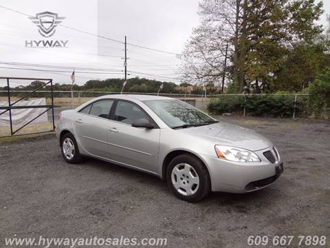 2006 Pontiac G6 for sale at Hyway Auto Sales in Lumberton NJ