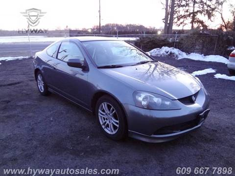 Acura RSX For Sale In Manchester CT Carsforsalecom - Acura rsx type s for sale