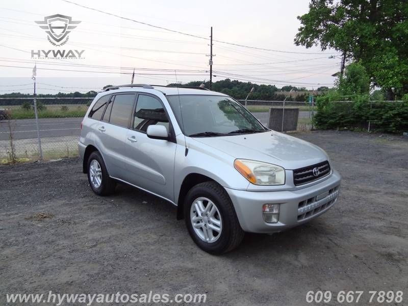 2003 Toyota RAV4 For Sale At Hyway Auto Sales In Lumberton NJ