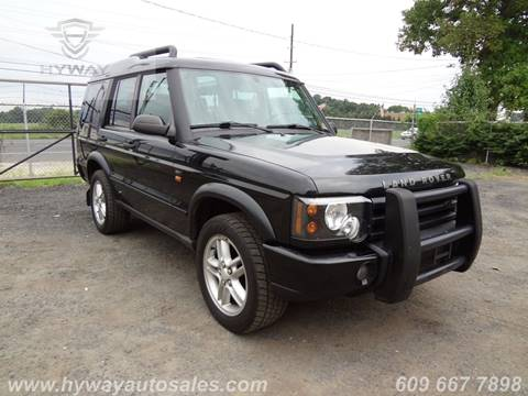 2004 Land Rover Discovery for sale at Hyway Auto Sales in Lumberton NJ