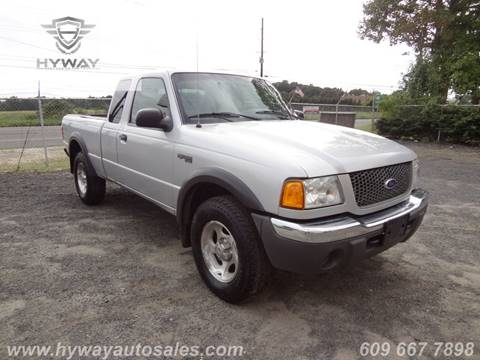 2002 Ford Ranger for sale at Hyway Auto Sales in Lumberton NJ