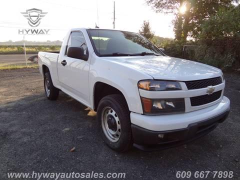 2010 Chevrolet Colorado for sale at Hyway Auto Sales in Lumberton NJ