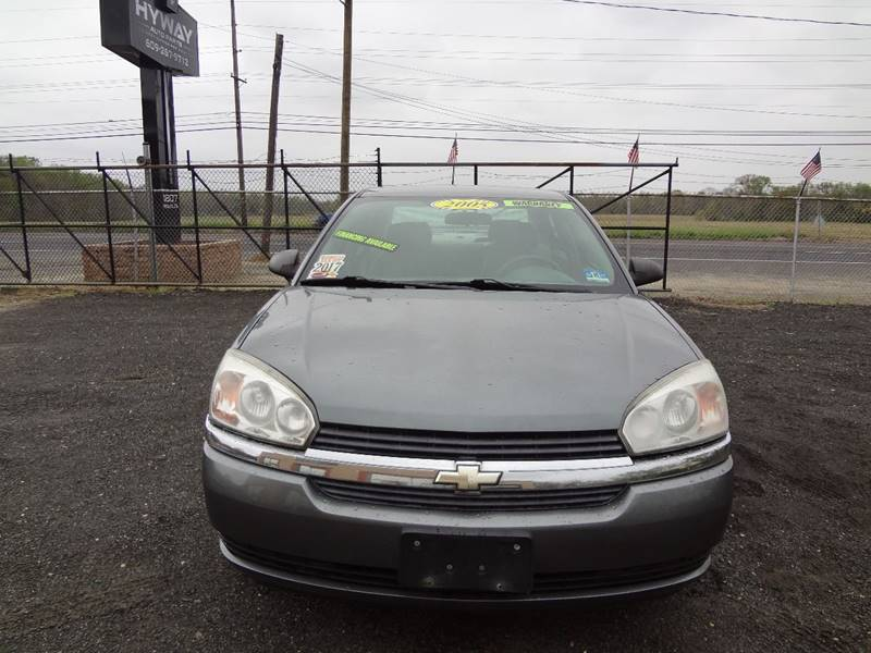 2005 Chevrolet Malibu for sale at Hyway Auto Sales in Lumberton NJ