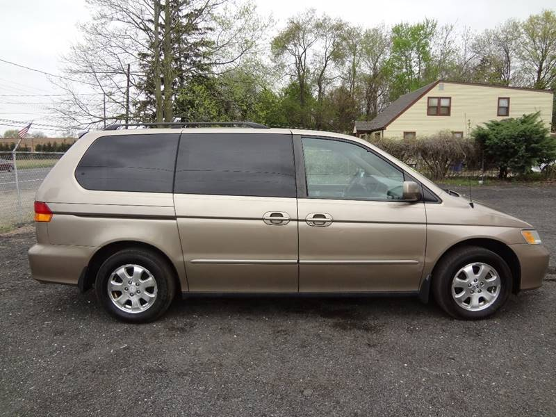 2004 Honda Odyssey for sale at Hyway Auto Sales in Lumberton NJ