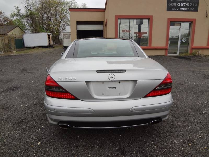 2003 Mercedes-Benz SL-Class for sale at Hyway Auto Sales in Lumberton NJ