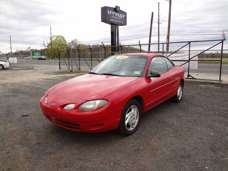 2000 Ford Escort for sale at Hyway Auto Sales in Lumberton NJ