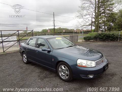 2003 Saturn L-Series for sale at Hyway Auto Sales in Lumberton NJ