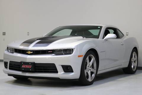 2015 Chevrolet Camaro for sale at Clawson Auto Sales in Clawson MI