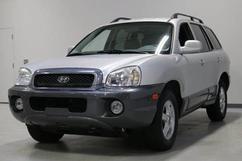2004 Hyundai Santa Fe for sale in Clawson, MI