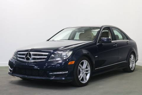 2012 Mercedes-Benz C-Class for sale at Clawson Auto Sales in Clawson MI