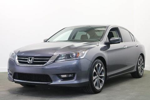 2014 Honda Accord for sale at Clawson Auto Sales in Clawson MI