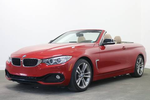 2015 BMW 4 Series for sale at Clawson Auto Sales in Clawson MI