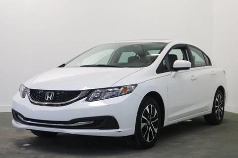 2014 Honda Civic for sale at Clawson Auto Sales in Clawson MI