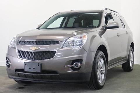 2012 Chevrolet Equinox for sale at Clawson Auto Sales in Clawson MI