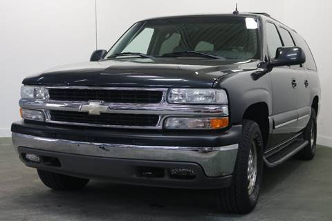 2003 Chevrolet Suburban for sale at Clawson Auto Sales in Clawson MI