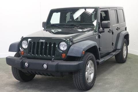 2011 Jeep Wrangler Unlimited for sale at Clawson Auto Sales in Clawson MI