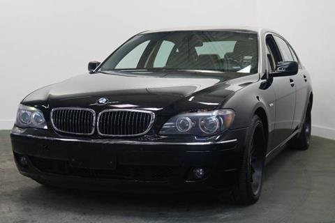 2006 BMW 7 Series for sale at Clawson Auto Sales in Clawson MI