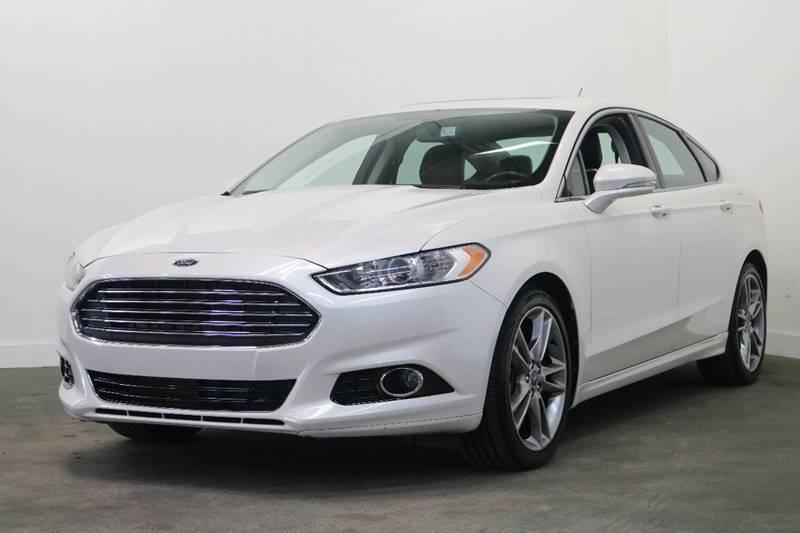 2013 Ford Fusion for sale at Clawson Auto Sales in Clawson MI