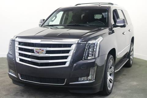 2015 Cadillac Escalade for sale at Clawson Auto Sales in Clawson MI