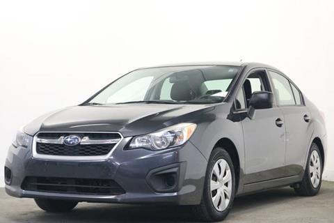 2012 Subaru Impreza for sale at Clawson Auto Sales in Clawson MI