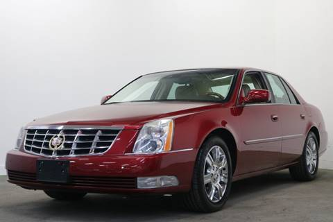 2011 Cadillac DTS for sale at Clawson Auto Sales in Clawson MI
