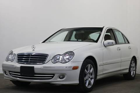 2007 Mercedes-Benz C-Class for sale at Clawson Auto Sales in Clawson MI
