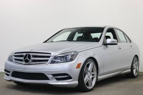 2011 Mercedes-Benz C-Class for sale at Clawson Auto Sales in Clawson MI