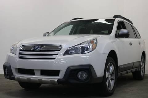 2014 Subaru Outback for sale at Clawson Auto Sales in Clawson MI