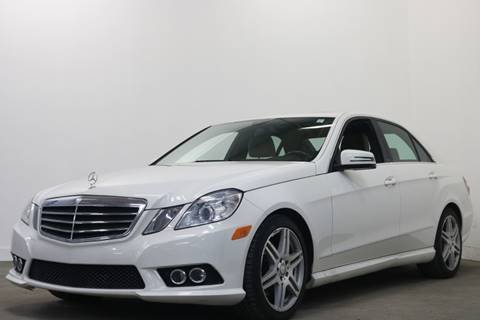 2010 Mercedes-Benz E-Class for sale at Clawson Auto Sales in Clawson MI