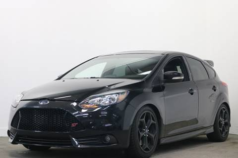 2013 Ford Focus for sale at Clawson Auto Sales in Clawson MI