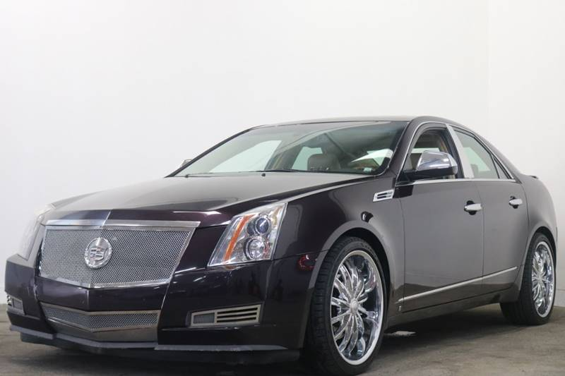 2008 Cadillac CTS for sale at Clawson Auto Sales in Clawson MI