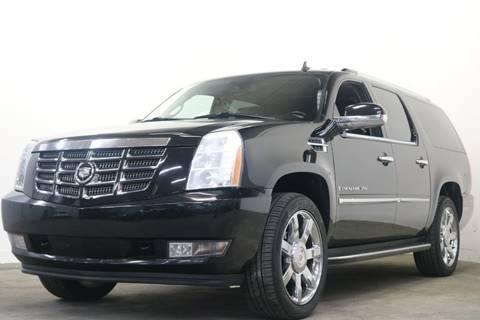 2008 Cadillac Escalade ESV for sale at Clawson Auto Sales in Clawson MI