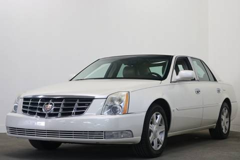 2008 Cadillac DTS for sale at Clawson Auto Sales in Clawson MI