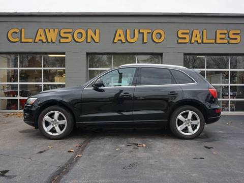 2011 Audi Q5 for sale at Clawson Auto Sales in Clawson MI