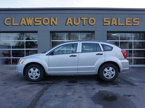 2007 Dodge Caliber for sale at Clawson Auto Sales in Clawson MI