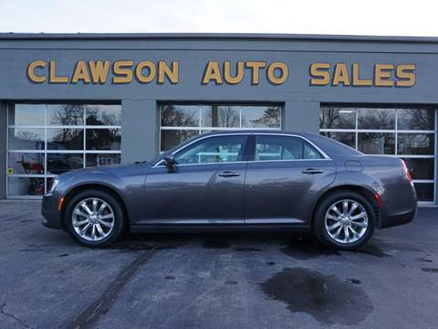 2015 Chrysler 300 for sale at Clawson Auto Sales in Clawson MI